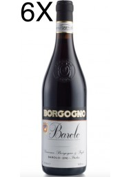 (6 BOTTLES) Borgogno - Barolo 2015 - DOCG - 75cl