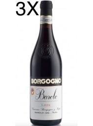 (3 BOTTLES) Borgogno - Barolo Liste 2016 - DOCG - 75cl