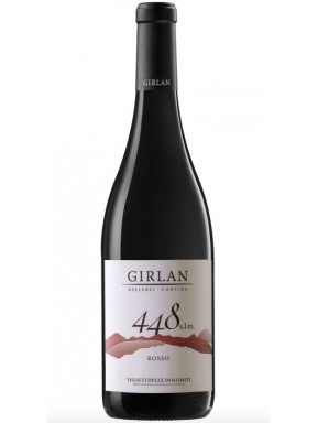 Girlan - 448 s.l.m. 2019 - Rosso IGT - 75cl