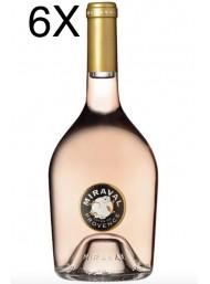 (6 BOTTLES) Miraval - Côtes de Provence Rosé 2018 - 75cl