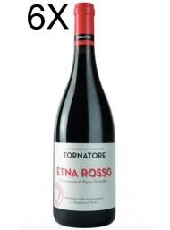 (6 BOTTLES) Tornatore - Etna Rosso 2018 - DOC