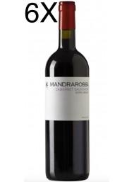 (6 BOTTLES) Mandrarossa - Cabernet Sauvignon 2020 - Serra Brada - Sicilia DOC - 75cl