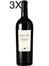 (3 BOTTLES) Lungarotti - Montefalco Sagrantino 2016 - DOCG - Organic Wine - 75cl