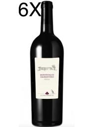 (6 BOTTLES) Lungarotti - Montefalco Sagrantino 2016 - DOCG - Organic Wine - 75cl