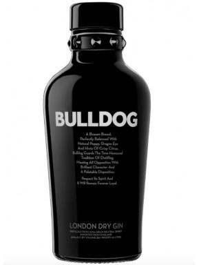 BULLDOG - London Dry Gin - 70cl