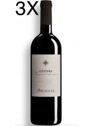 (3 BOTTIGLIE) Argiolas - Costera 2018 - Cannonau  DOC - 75cl