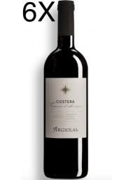 (6 BOTTIGLIE) Argiolas - Costera 2018 - Cannonau  DOC - 75cl