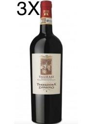 (3 BOTTIGLIE) Terredora Di Paolo - Taurasi 2014 - Fatica Contadina - DOCG - 75cl