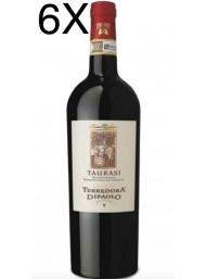 (6 BOTTLES) Terredora Di Paolo - Taurasi 2014 - Fatica Contadina - DOCG - 75cl