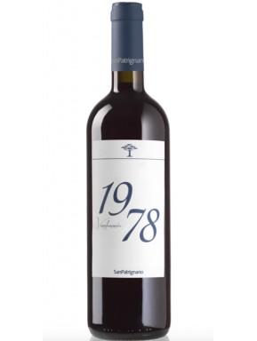 "San Patrignano - ""1978"" - Cabernet Franc 2018 - 75cl"