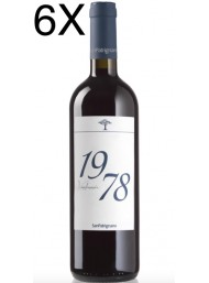 "(6 BOTTLES) San Patrignano - ""1978"" - Cabernet Franc 2018 - 75cl"