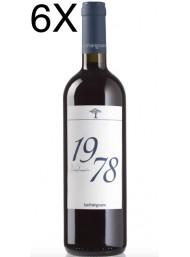 (6 BOTTIGLIE) San Patrignano - 1978 - 2018 - Rubicone Rosso IGT - 75cl