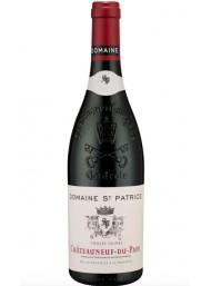 Domaine ST Patrice - Chateauneuf du Pape 2015 - 75cl