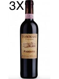 (3 BOTTLES) Tommasi - Fiorato 2016 - Recioto della Valpolicella Classico DOCG - 37,5cl