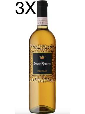 (3 BOTTIGLIE) Frescobaldi - Vino Liquoroso - Santo Spirito - 75cl