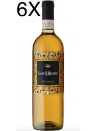 (6 BOTTIGLIE) Frescobaldi - Vino Liquoroso - Santo Spirito - 75cl