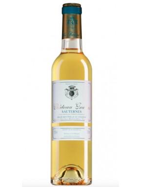 Château Gravas - Sauternes 2016 - Apellations Sauternes Controlée Gran Vin De Bordeaux - 37,5cl