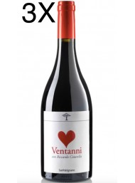 (3 BOTTIGLIE) San Patrignano - Ventanni 2016 - Sangiovese Superiore DOC - 75cl