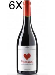 (6 BOTTIGLIE) San Patrignano - Ventanni 2016 - Sangiovese Superiore DOC - 75cl
