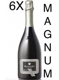 (6 BOTTLES) Quadra - QSaten 2013 - Franciacorta DOCG - Magnum - 150cl
