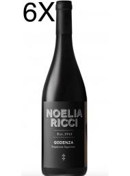 (6 BOTTLES) Noelia Ricci - Godenza 2018 - Sangiovese di Romagna DOC Predappio - 75cl