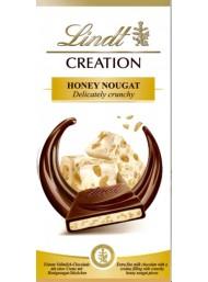 (3 BARS X 150g) Lindt - Creation - Honey Nougat - NEW