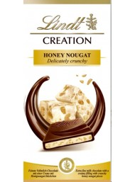 (6 BARS X 150g) Lindt - Creation - Honey Nougat - NEW