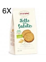 (6 CONFEZIONI X 250G) Corsini - Fette Della Salute -