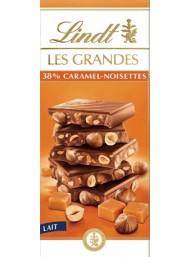 Lindt - Les Grandes - Hazelnuts and Caramel - 150g - NEW