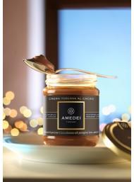 (6 CONFEZIONI X 200g) Amedei - Crema Toscana - Cacao