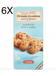 (6 CONFEZIONI X 200g) Grondona - Lunette