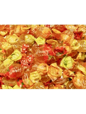 Horvath - Lindt - Fruit Jelly - Lemon Cherry Apricot Orange - 250g