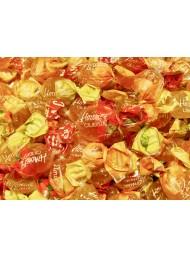 500g -  Horvath - Lindt -  Gelatine di Frutta - Limone, Ciliegia, Albicocca e Arancia