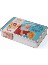 Grondona - Assorted cookies Metal Box - 310g