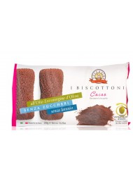 Duca d'Alba - Cocoa Biscuits - Sugar-free - 290g