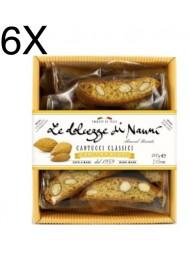 (6 PACKS) Nanni - Cantucci Classics - 200g