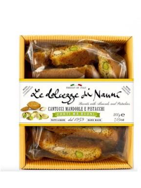 Nanni - Cantucci Almond and Pistachio - 200g