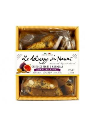 Nanni - Cantucci Almond and Figs - 200g