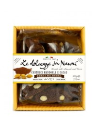 Nanni - Cantucci Mandorle e Cacao - 200g