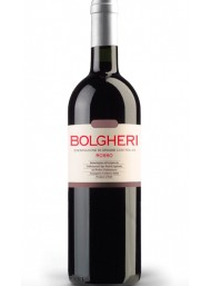 Castello Collemassari - Bolgheri Rosso 2019 - Podere Grattamacco - Bolgheri DOC - 75cl