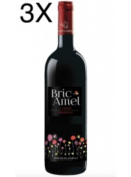 (3 BOTTLES) Marchesi di Barolo - Bric Amel 2018 - Langhe Nebbiolo DOC - 75cl