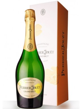 Perrier Jouet - Champagne Grand Brut - Gift Box - 75cl