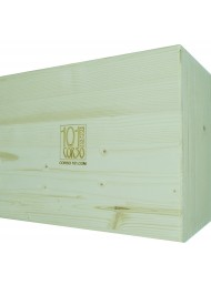 Wood box Corso101 - 6 bottles