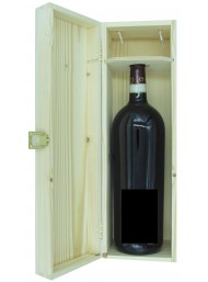 Wood box Corso101 - single magnum bottle