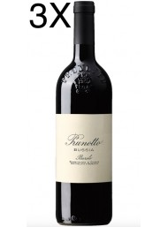 (3 BOTTLES) Prunotto - Barolo Bussia 2015 - DOCG - 75cl