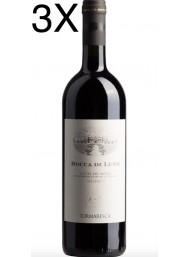 (3 BOTTIGLIE) Tormaresca - Bocca di Lupo 2015 - Aglianico - Castel del Monte DOC - 75cl