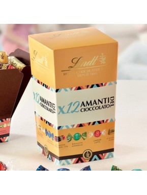 Lindt - Sharing for 12 People - 600g