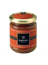 (6 CONFEZIONI X 200g) Amedei - Crema Toscana - Nocciola