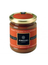 (3 PACKS X 200g) Amedei - Tuscan Cream - Hazelnut
