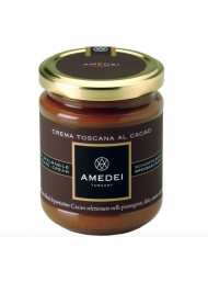 (3 PACKS X 200g) Amedei - Tuscan Cream - Cocoa